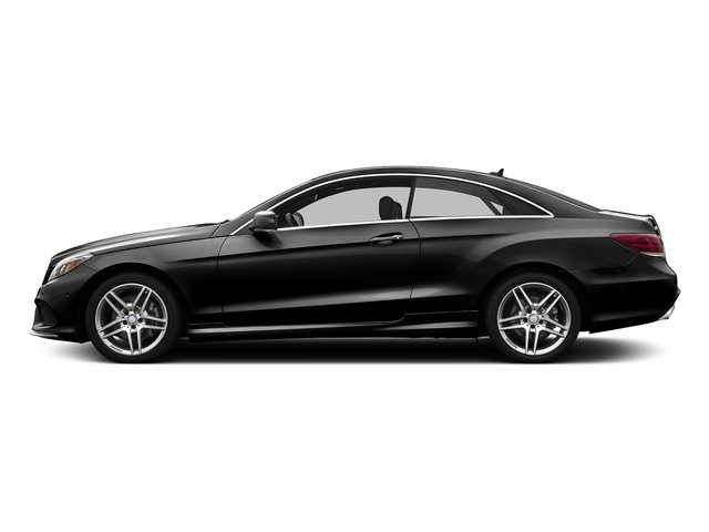 Obsidian Black Metallic 2016 Mercedes-Benz E-Class Pictures E-Class Coupe 2D E400 V6 Turbo photos side view