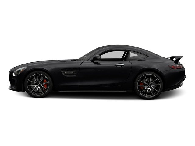 Black 2016 Mercedes-Benz AMG GT Pictures AMG GT S 2 Door Coupe photos side view