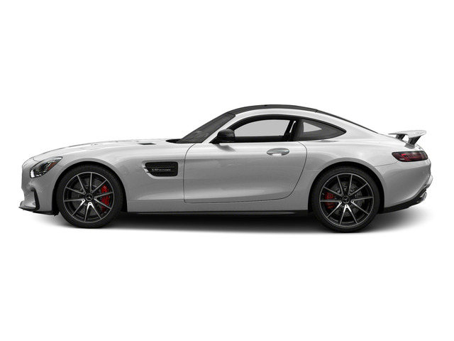 designo Magno Iridium Silver 2016 Mercedes-Benz AMG GT Pictures AMG GT S 2 Door Coupe photos side view
