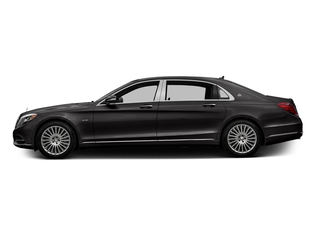 Verde Brook Metallic 2016 Mercedes-Benz S-Class Pictures S-Class Sedan 4D S600 Maybach V12 Turbo photos side view