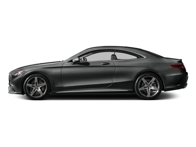 Selenite Grey Metallic 2016 Mercedes-Benz S-Class Pictures S-Class Coupe 2D S63 AMG AWD V8 Turbo photos side view