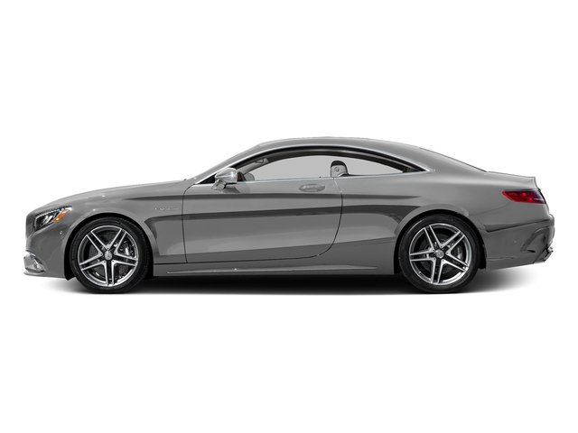 designo Magno Alanite Gray (Matte Finish) 2016 Mercedes-Benz S-Class Pictures S-Class 2 Door Coupe Rear Wheel Drive photos side view