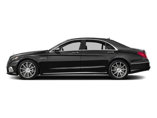 Obsidian Black Metallic 2016 Mercedes-Benz S-Class Pictures S-Class 4 Door Sedan Rear Wheel Drive photos side view