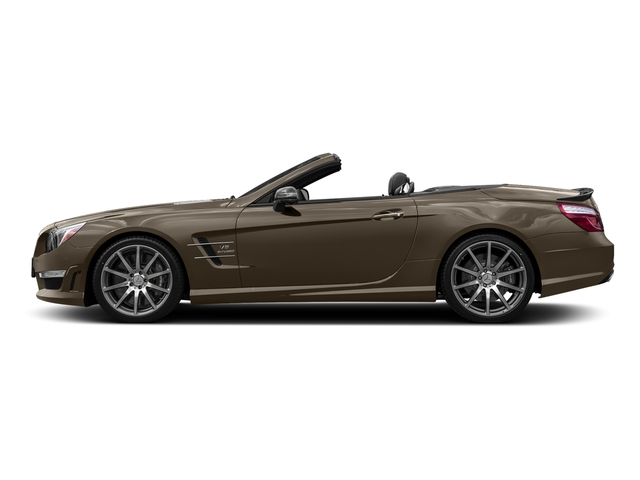 Dolomite Brown Metallic 2016 Mercedes-Benz SL Pictures SL Roadster 2D SL63 AMG V8 Turbo photos side view