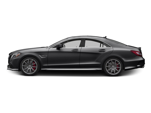 Black 2016 Mercedes-Benz CLS Pictures CLS Sedan 4D CLS63 AMG S AWD V8 photos side view