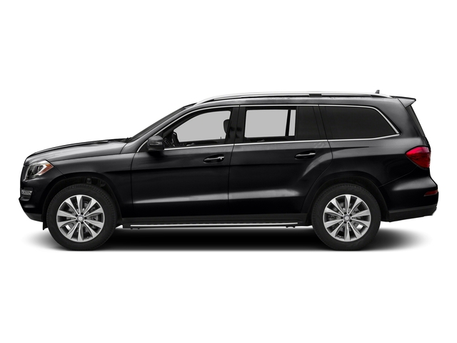 Black 2016 Mercedes-Benz GL Pictures GL Utility 4D GL450 4WD V6 photos side view