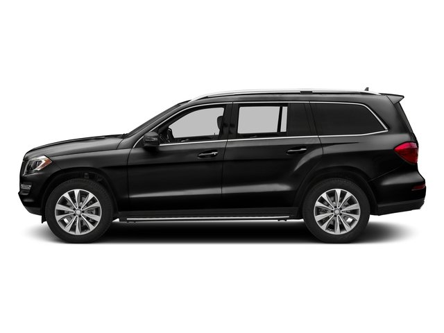 Obsidian Black Metallic 2016 Mercedes-Benz GL Pictures GL Utility 4D GL450 4WD V6 photos side view