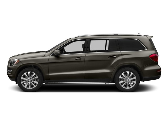 Dakota Brown Metallic 2016 Mercedes-Benz GL Pictures GL Utility 4D GL450 4WD V6 photos side view