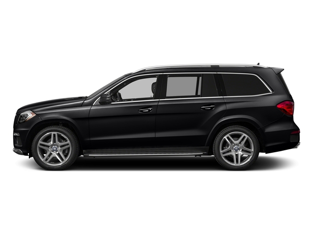 Black 2016 Mercedes-Benz GL Pictures GL Utility 4D GL550 4WD V8 photos side view
