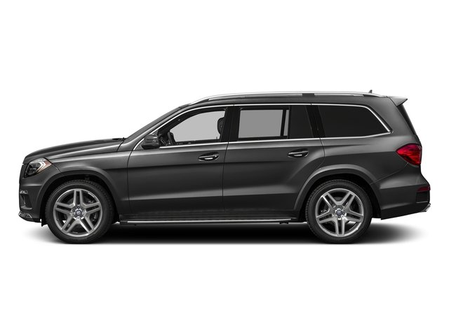 Steel Gray Metallic 2016 Mercedes-Benz GL Pictures GL Utility 4D GL550 4WD V8 photos side view