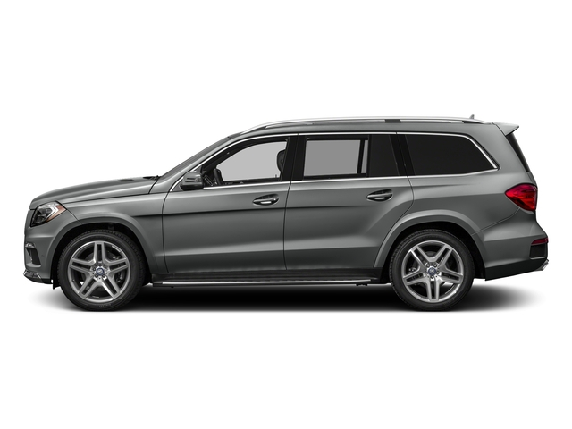 Palladium Silver Metallic 2016 Mercedes-Benz GL Pictures GL Utility 4D GL550 4WD V8 photos side view