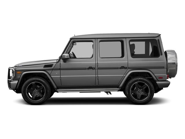 designo Graphite 2016 Mercedes-Benz G-Class Pictures G-Class 4 Door Utility 4Matic photos side view