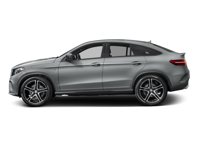 Iridium Silver Metallic 2016 Mercedes-Benz GLE Pictures GLE Utility 4D GLE450 Sport Coupe AWD V6 photos side view