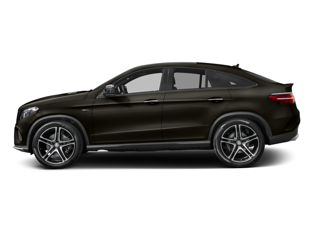 Dakota Brown Metallic 2016 Mercedes-Benz GLE Pictures GLE Utility 4D GLE450 Sport Coupe AWD V6 photos side view