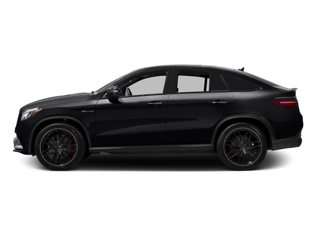 Black 2016 Mercedes-Benz GLE Pictures GLE Utility 4D GLE63 AMG S Sport Cpe AWD photos side view