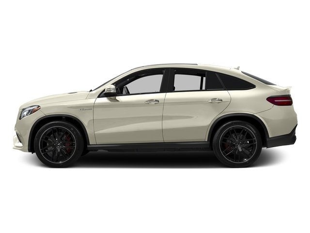 designo Diamond White Metallic 2016 Mercedes-Benz GLE Pictures GLE Utility 4D GLE63 AMG S Sport Cpe AWD photos side view