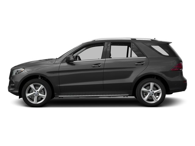 Steel Gray Metallic 2016 Mercedes-Benz GLE Pictures GLE Utility 4D GLE300 AWD I4 Diesel photos side view