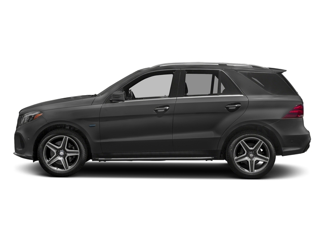 Steel Gray Metallic 2016 Mercedes-Benz GLE Pictures GLE Utility 4D GLE550 Plug-In AWD V6 photos side view
