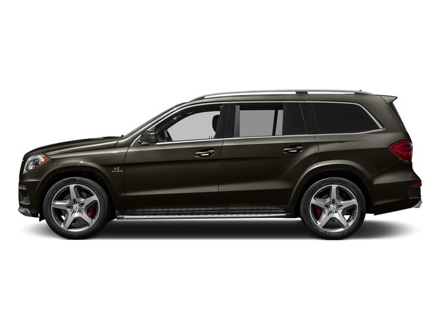 Dakota Brown Metallic 2016 Mercedes-Benz GL Pictures GL Utility 4D GL63 AMG 4WD V8 photos side view
