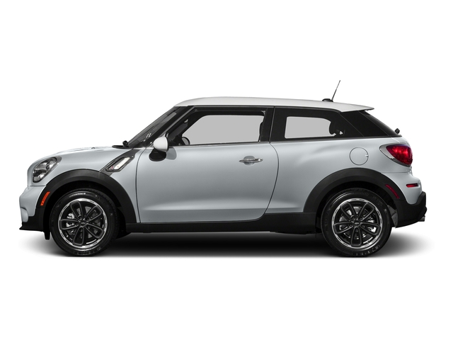 Crystal Silver Metallic 2016 MINI Cooper Paceman Pictures Cooper Paceman Coupe 2D Paceman JCW AWD I4 Turbo photos side view
