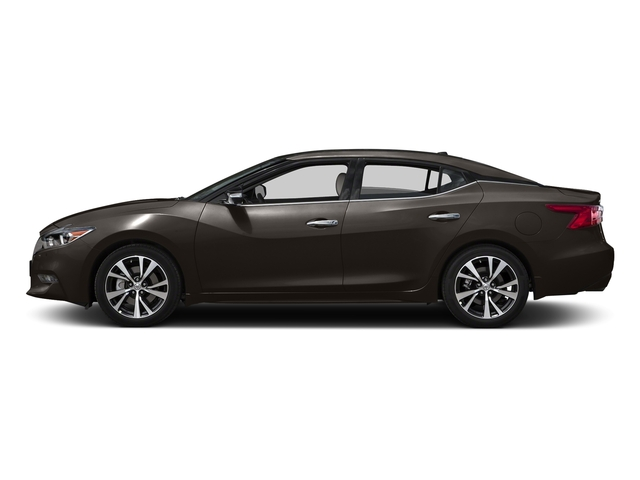 Forged Bronze 2016 Nissan Maxima Pictures Maxima Sedan 4D Platinum V6 photos side view