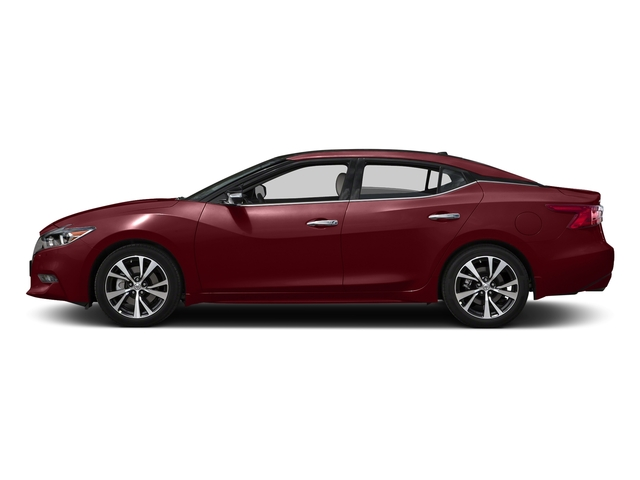 Coulis Red 2016 Nissan Maxima Pictures Maxima Sedan 4D Platinum V6 photos side view