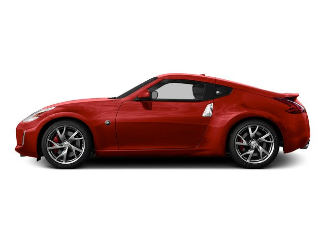 Magma Red 2016 Nissan 370Z Pictures 370Z Coupe 2D V6 photos side view