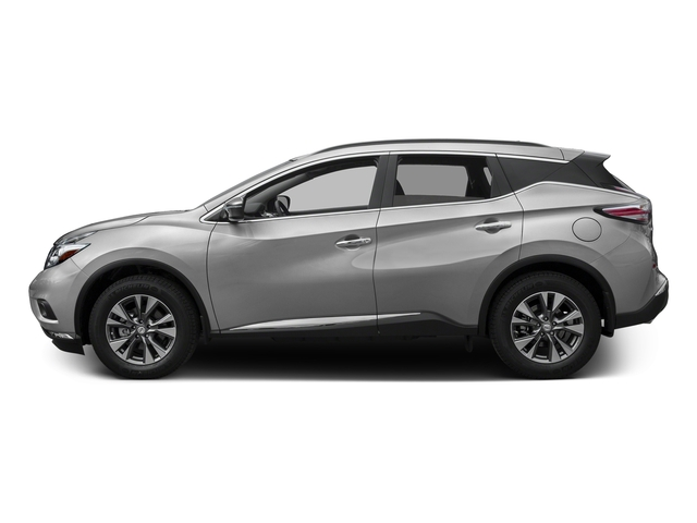 Brilliant Silver Metallic 2016 Nissan Murano Pictures Murano Utility 4D S 2WD V6 photos side view