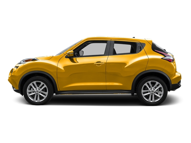 Solar Yellow 2016 Nissan JUKE Pictures JUKE Utlity 4D S 2WD I4 Turbo photos side view