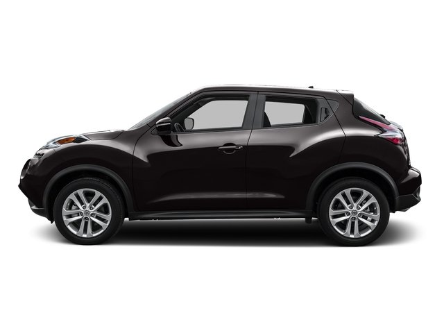 Bordeaux Black 2016 Nissan JUKE Pictures JUKE Utlity 4D S 2WD I4 Turbo photos side view