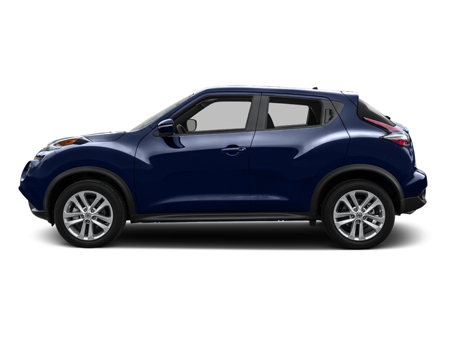 Cosmic Blue 2016 Nissan JUKE Pictures JUKE Utlity 4D S 2WD I4 Turbo photos side view