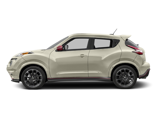 White Pearl 2016 Nissan JUKE Pictures JUKE Utility 4D NISMO RS 2WD I4 Turbo photos side view