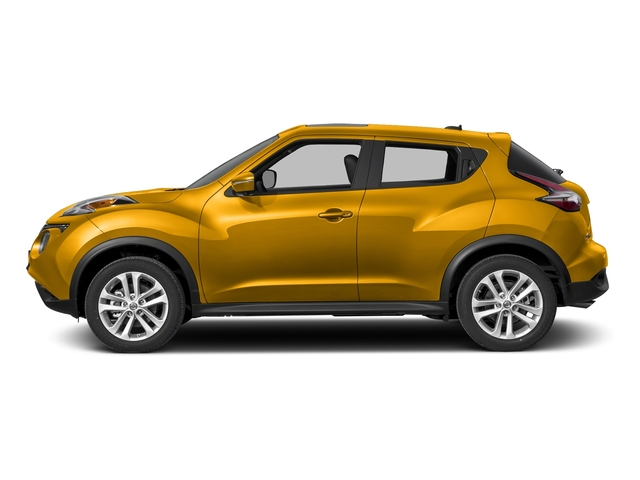 Solar Yellow 2016 Nissan JUKE Pictures JUKE Utlity 4D SL AWD I4 Turbo photos side view