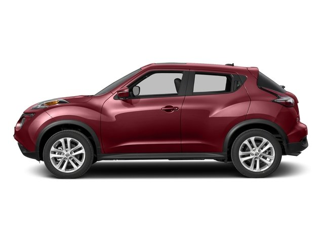 Cayenne Red 2016 Nissan JUKE Pictures JUKE Utlity 4D SL AWD I4 Turbo photos side view
