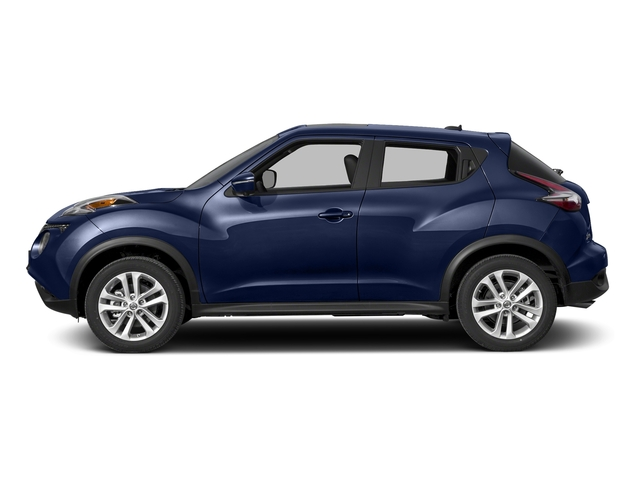 Cosmic Blue 2016 Nissan JUKE Pictures JUKE Utlity 4D SL AWD I4 Turbo photos side view