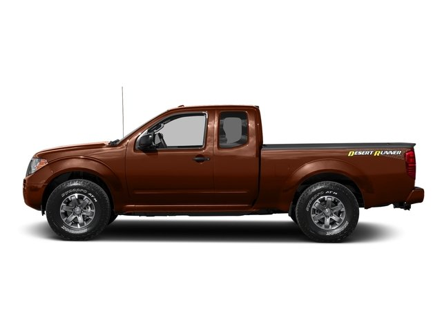 Forged Copper 2016 Nissan Frontier Pictures Frontier King Cab Desert Runner 2WD photos side view