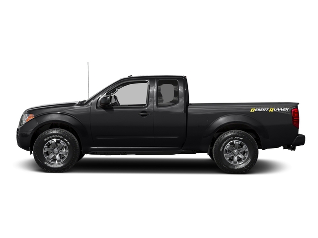Magnetic Black 2016 Nissan Frontier Pictures Frontier King Cab Desert Runner 2WD photos side view