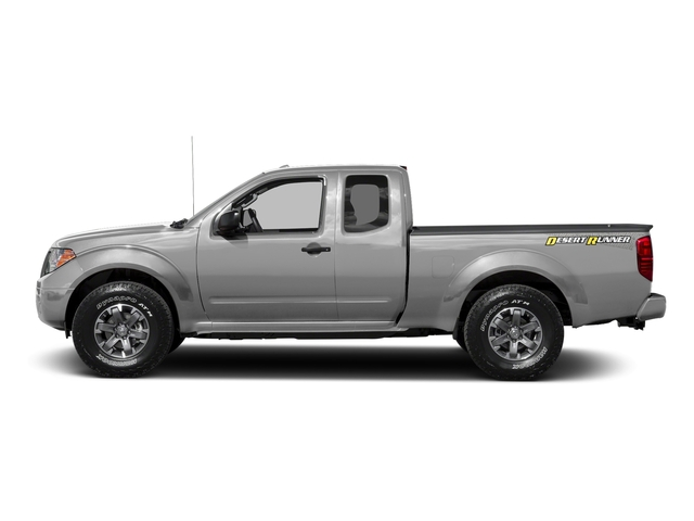 Brilliant Silver 2016 Nissan Frontier Pictures Frontier King Cab Desert Runner 2WD photos side view
