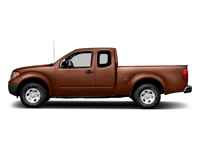 Forged Copper 2016 Nissan Frontier Pictures Frontier King Cab S 2WD photos side view