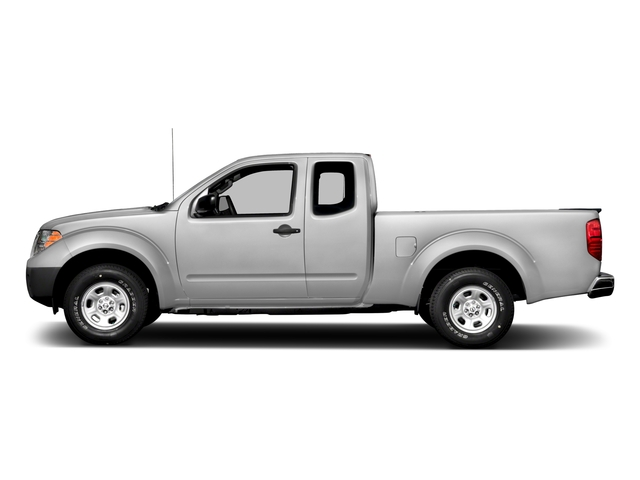 Brilliant Silver 2016 Nissan Frontier Pictures Frontier King Cab S 2WD photos side view