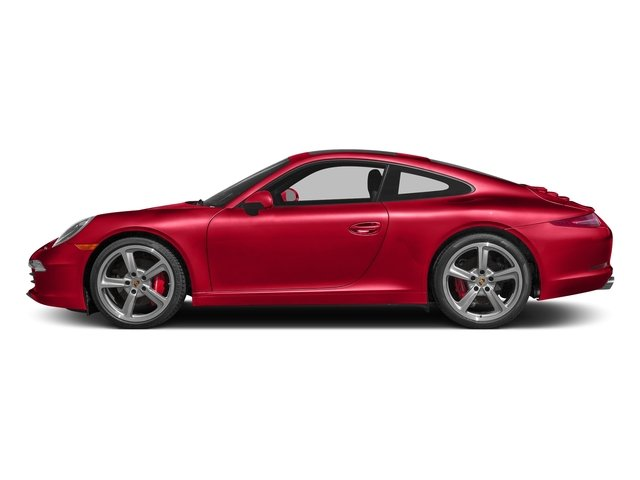 Guards Red 2016 Porsche 911 Pictures 911 Coupe 2D S H6 photos side view