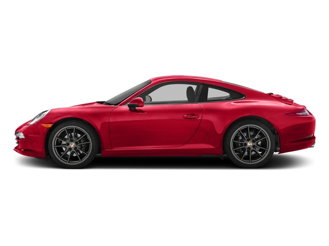Guards Red 2016 Porsche 911 Pictures 911 Coupe 2D H6 photos side view