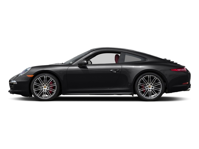 Black 2016 Porsche 911 Pictures 911 Coupe 2D 4 Black Edition AWD H6 photos side view