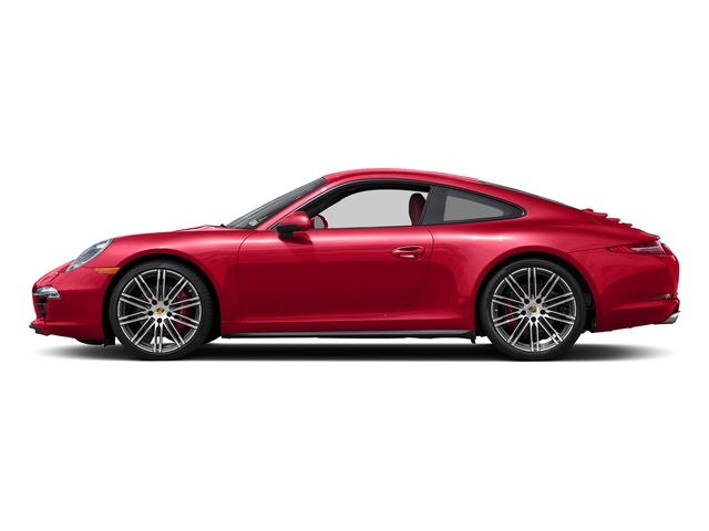 Guards Red 2016 Porsche 911 Pictures 911 Coupe 2D 4S AWD H6 photos side view