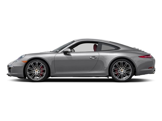 GT Silver Metallic 2016 Porsche 911 Pictures 911 Coupe 2D 4 GTS AWD H6 photos side view