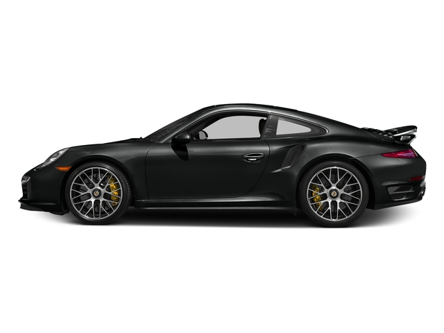 Jet Black Metallic 2016 Porsche 911 Pictures 911 Coupe 2D Turbo AWD H6 photos side view