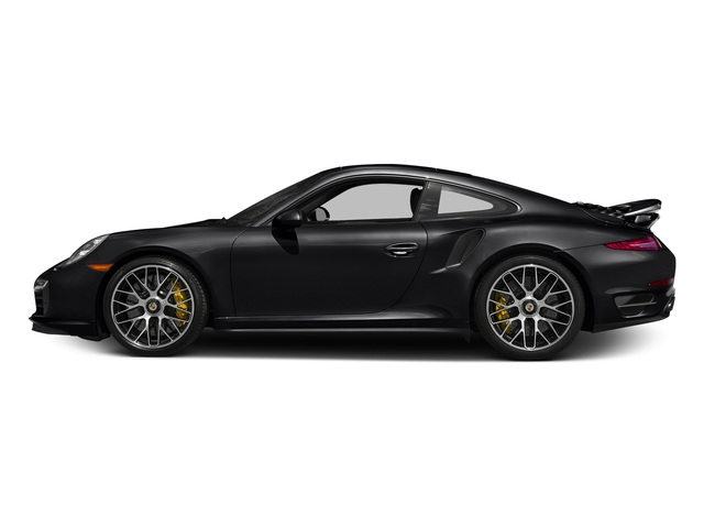 Black 2016 Porsche 911 Pictures 911 Coupe 2D Turbo AWD H6 photos side view