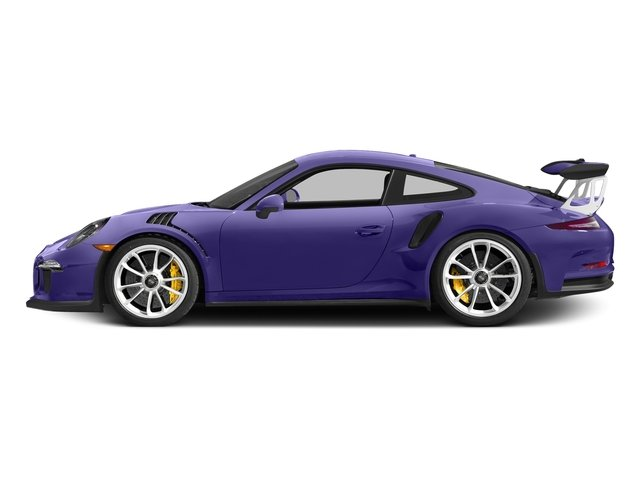 Ultraviolet 2016 Porsche 911 Pictures 911 2 Door Coupe photos side view
