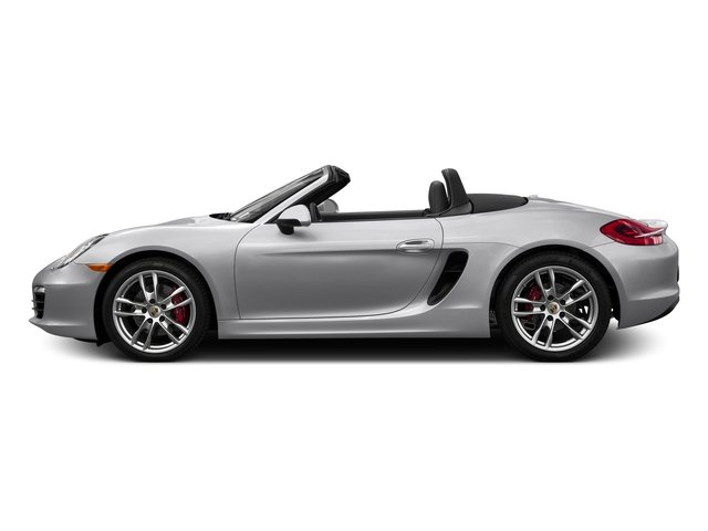 GT Silver Metallic 2016 Porsche Boxster Pictures Boxster Roadster 2D GTS H6 photos side view