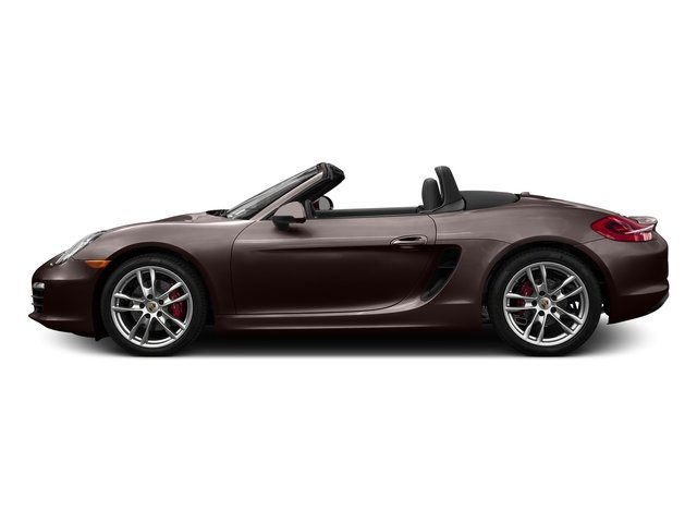 Mahogany Metallic 2016 Porsche Boxster Pictures Boxster Roadster 2D GTS H6 photos side view